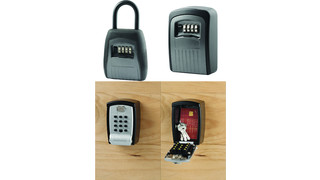 Key Storage Security Locks