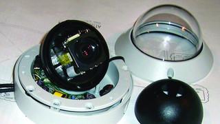 NUVICO Cameras Secure Health Club