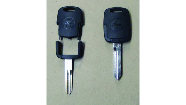 2011 Most Popular Automotive Key Blanks Locksmith Ledger
