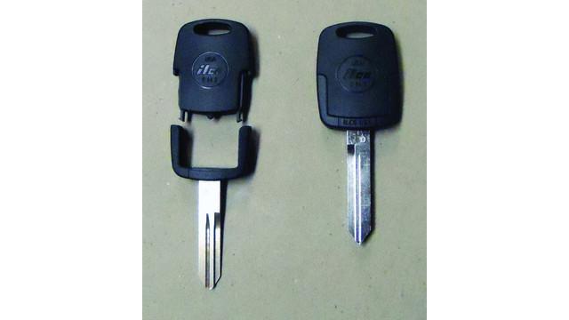 2011 Most Popular Automotive Key Blanks Locksmith Ledger
