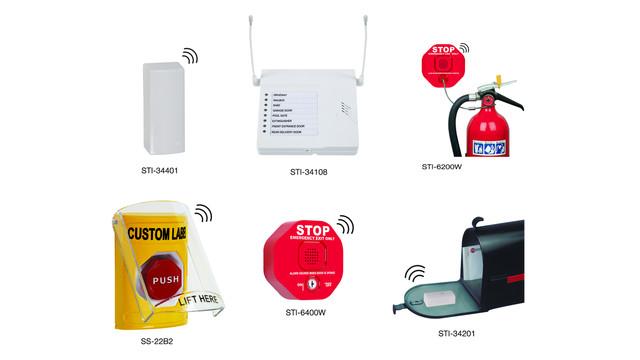 STI Wireless Alerts