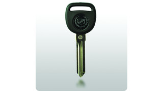 "2011 ""Most Popular"" Automotive Key Blanks"