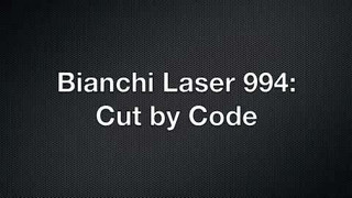 Bianchi Laser 994 Cut by Code