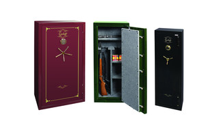 High Gloss Gun Safes