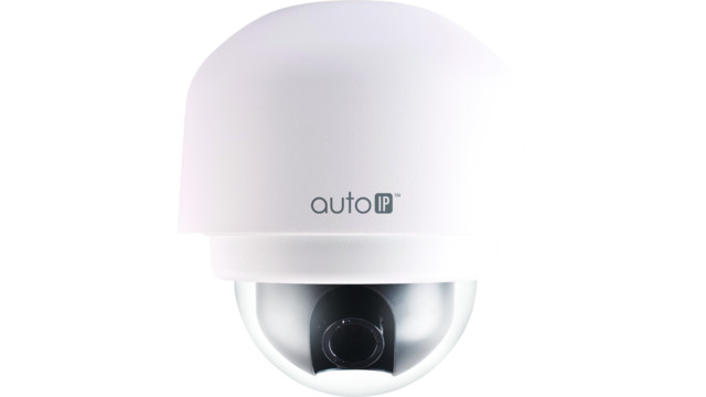 2 Megapixel, Outdoor, Varifocal Dome IP Camera