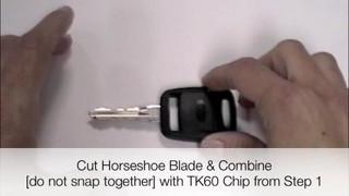 Bianchi 884 Ultegra - Cloning a TK60