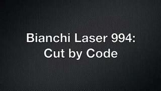 Bianchi Laser 994 Cut by Code