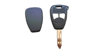 Guide To Chrysler Remote Head Key Shells