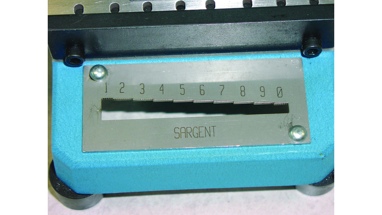 Sargent Key Cutting By Locksmith Unlimited Locksmith Ledger
