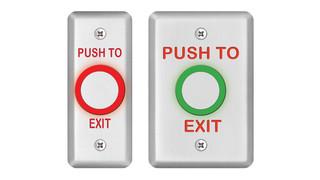 Vandal Resistant Exit Switch