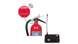 Wireless Fire Extinguisher Theft Stopper®