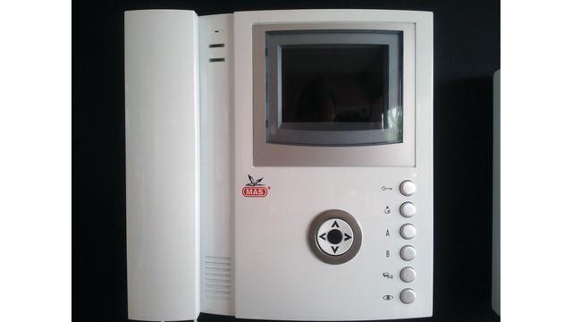 Remote Door Monitoring with MAS Intercom's Recording Doorphones