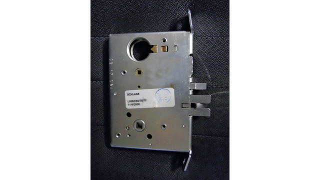 Servicing And Retrofitting Mortise Locks Locksmith Ledger