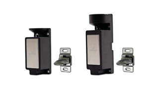 Dual-Voltage Cabinet Locks
