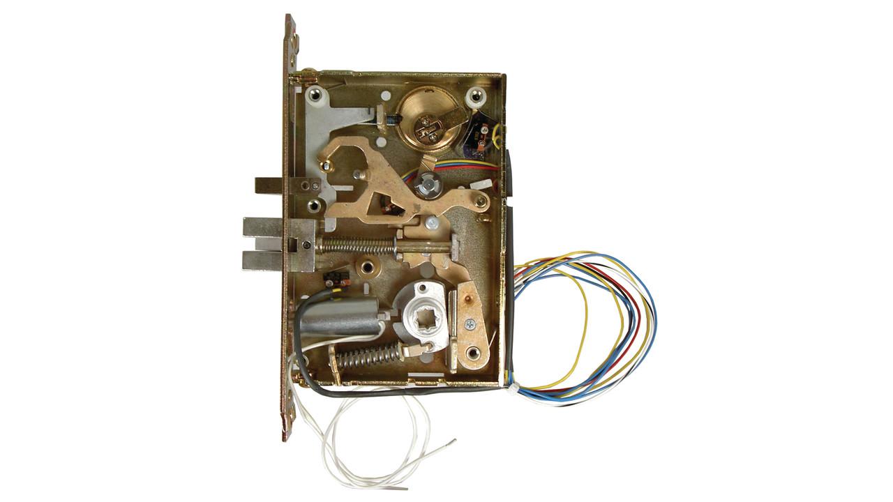 Electrified Mortise Locks Locksmith Ledger