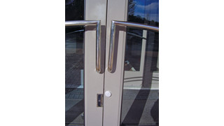Installing Locking Devices on Fire Doors