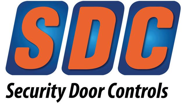 Security Door Controls