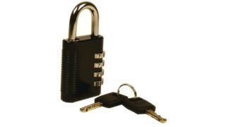 FJM Security Resettable Combination Padlocks Secure Lockers