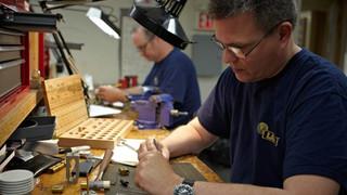 North Bennet St. School Locksmith Training Program - Open House Nov 4 & 5