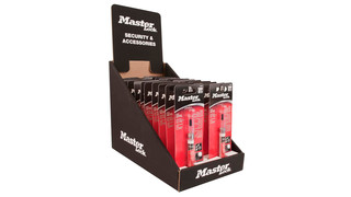 New Master Lock Merchandising For Locksmiths