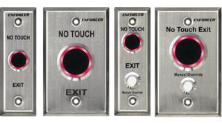 Outdoor No-Touch REX Sensors