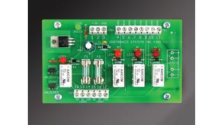 4300 Series Two-Door Controller