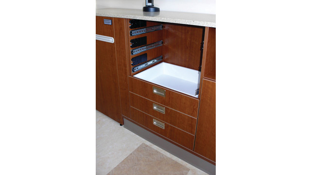 Installing the Keyless CompX StealthLock® Cabinet Locking System