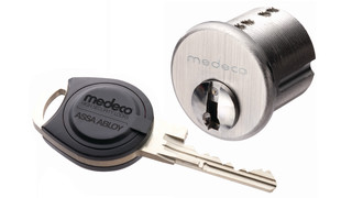 High Security Cylinders and Keys Go Electronic