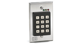 Keypad Options: Standalone, Weatherproof, Dual Credential, Networked?