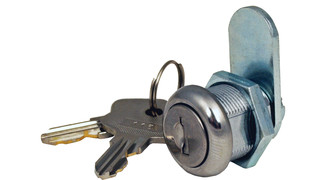 Dust Shutter & High Security Cam Locks