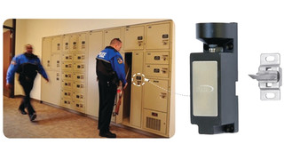 Newsbriefs: Rutherford Controls Case Study: Police Evidence Lockers