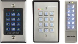 Enforcer Keypads
