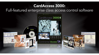 CardAccess 3000 Web Client Provides Mobile Convenience In Operation Of Access Control Systems