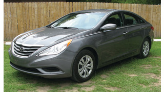 Servicing Guide: 2011 Hyundai Sonata