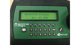 Bianchi 884 Decryptor Ultegra Cloning Update