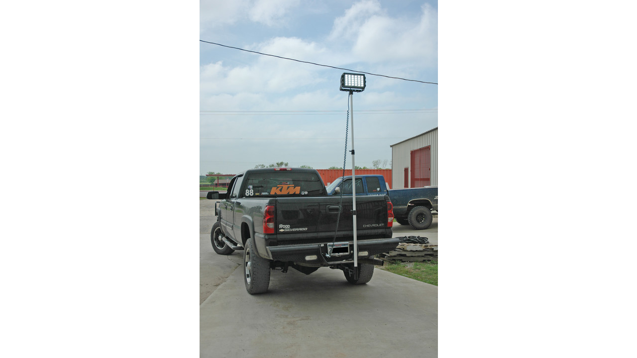 Trailer Hitch Mounted Led Work Lights Locksmith Ledger