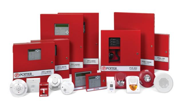 PFC-6200 & PFC-6800 Fire Panels
