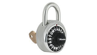 Letter Lock™ Padlocks