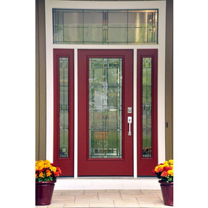 Therma Tru Residential Fibergl Entry Doors Undergo Extensive Testing And Certification Multi Point Locking Systems Strike Plate Packages Are