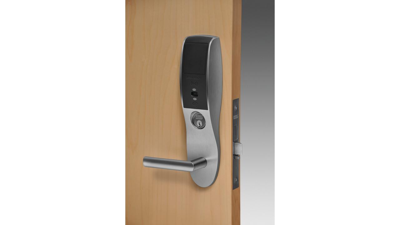 Aperio Wireless Lock Technology Locksmith Ledger