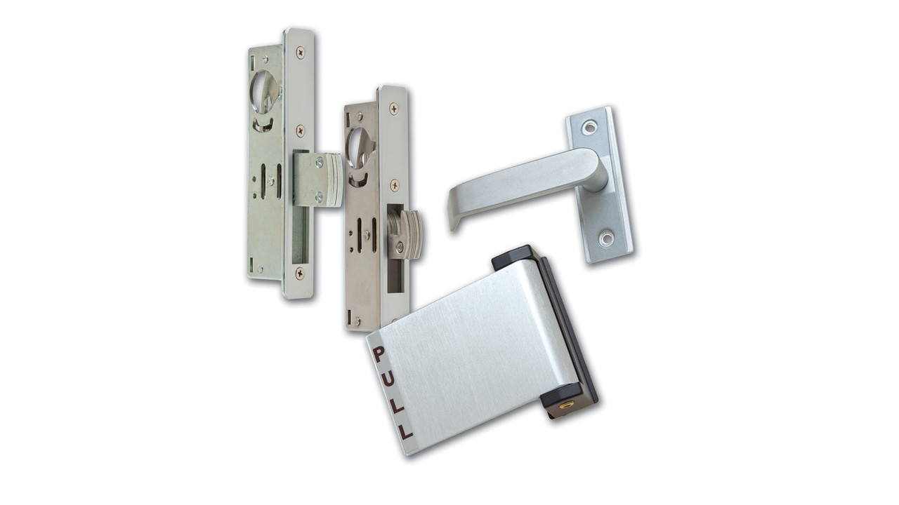 Storefront Hardware And Exit Devices Locksmith Ledger