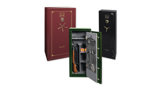 Gun Safes with Door Organizer