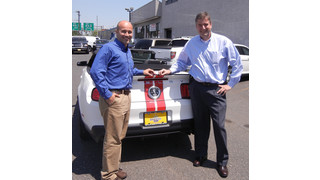 ADI Dealer Wins New Mustang Shelby GT500