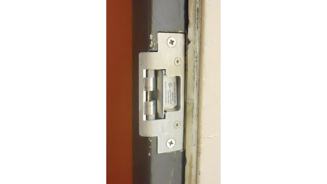 Installing No Cut Electric Strikes Locksmith Ledger