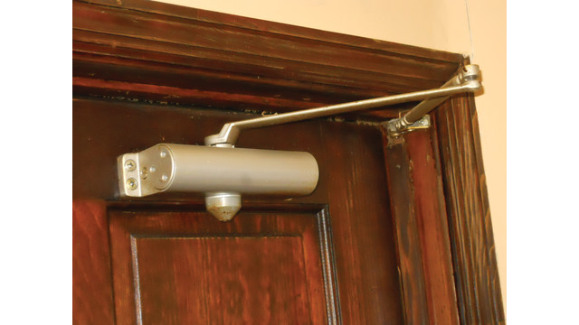 Door Installation How To Install A Door Closer