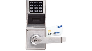 Trilogy Networx Lock with iClass