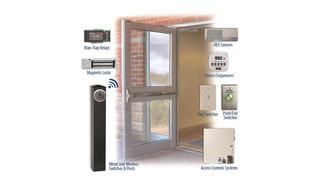 Camden Is Your Best Source for Electronic Door Controls!