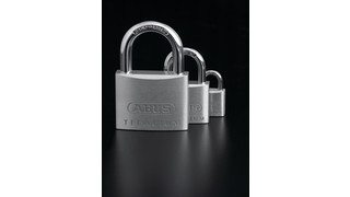 TITALIUM™ Series Padlocks