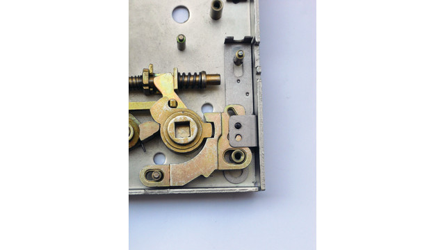 Electrifying A Schlage Mortise Lock With The Sdc Field