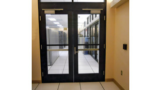 Sargent Surface Vertical Rod Exit Device Provides Higher Level of Access Control